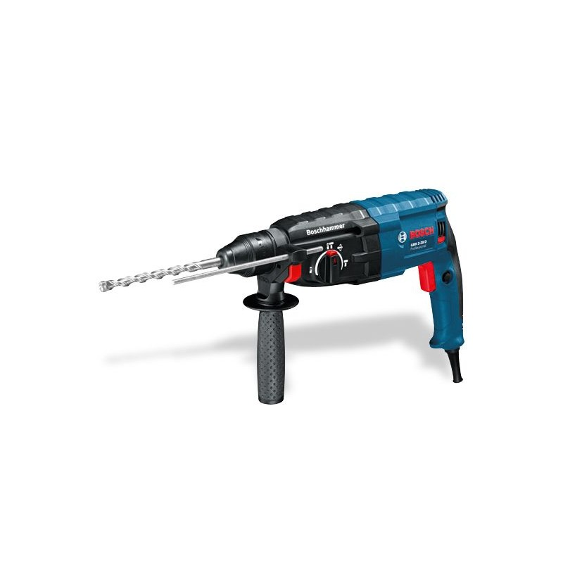 bosch gbh 2 28 d rotary hammer globall hardware machinery. Black Bedroom Furniture Sets. Home Design Ideas